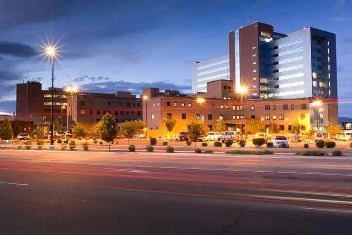 Building systems design engineering for hospitals
